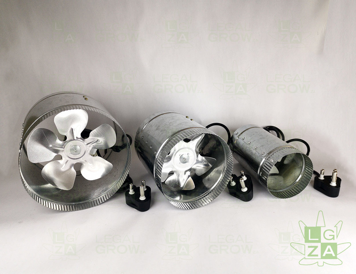 Inline Duct Booster Fan-legalgrow.co.za