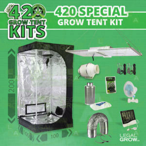 420 Special Grow Tent Kit-legalgrow.co.za