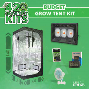 Budget Grow Tent Kit-legalgrow.co.za