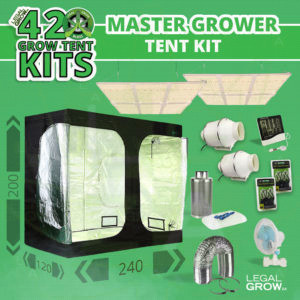 Master Grower Tent Kit-legalgrow.co.za